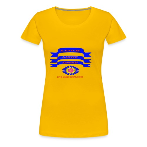 HAPPY - Women's Premium T-Shirt