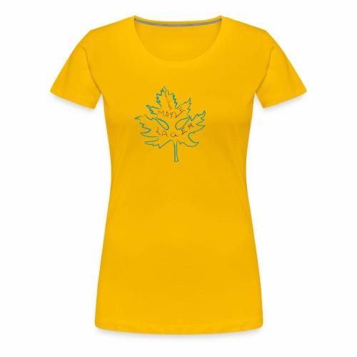 Silver Maple Lager - Women's Premium T-Shirt