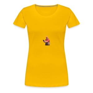 250px-Engineer_TeddyRoosebelt - Women's Premium T-Shirt