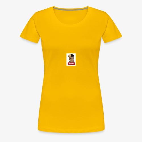 tentacion - Women's Premium T-Shirt