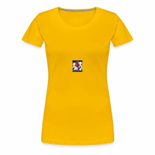 KEEP CALM AND LOVE PUPS - Women's Premium T-Shirt