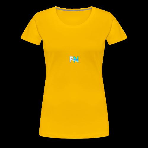 Futuristic Networks - Women's Premium T-Shirt