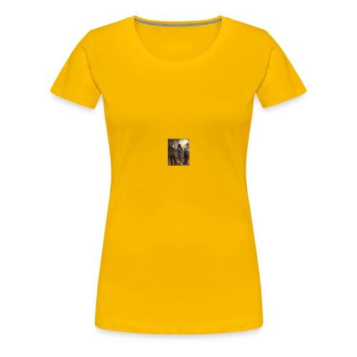 migos the rap group - Women's Premium T-Shirt