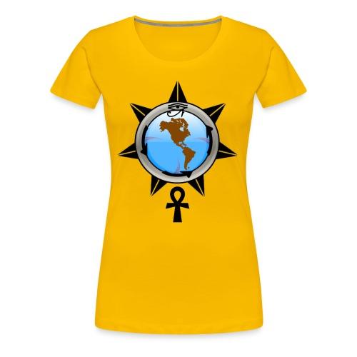 Legend - Women's Premium T-Shirt