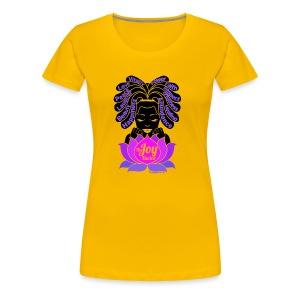The Joy Factor Too - Women's Premium T-Shirt