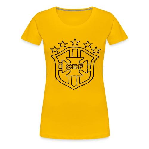 Brazil - Women's Premium T-Shirt