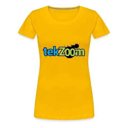 Logo Full - Women's Premium T-Shirt