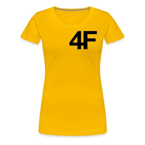 4-F - Women's Premium T-Shirt
