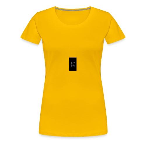 Meow wow - Women's Premium T-Shirt