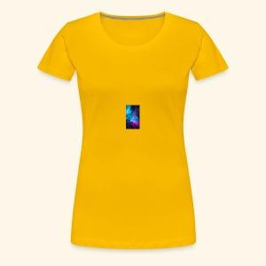 Galaxy - Women's Premium T-Shirt