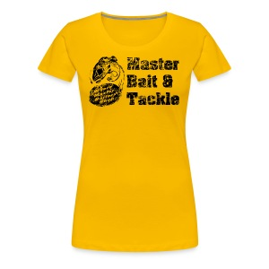 Master Bait & Tackle - Women's Premium T-Shirt