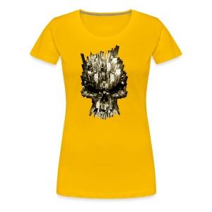 Dead City - Women's Premium T-Shirt