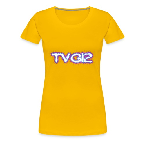 TVG12 - Women's Premium T-Shirt