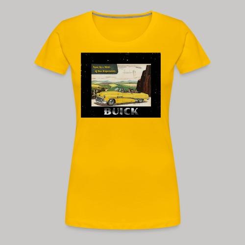 1951 Buick Shirt - Women's Premium T-Shirt