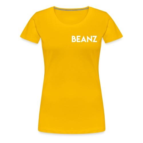 PRETTYMUCH BEANZ - Women's Premium T-Shirt