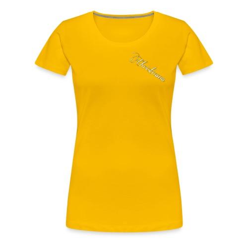 Signature merch - Women's Premium T-Shirt