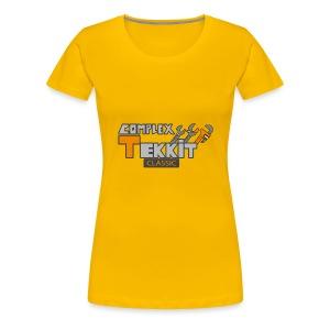 Alex Complex Tekkit logo - Women's Premium T-Shirt