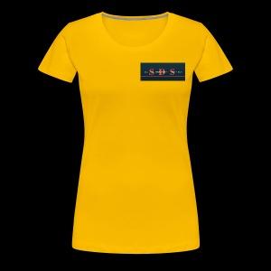 Secure Document Serving 1 - Women's Premium T-Shirt
