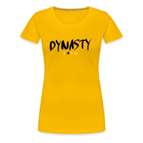 DYNASTY246 - Women's Premium T-Shirt