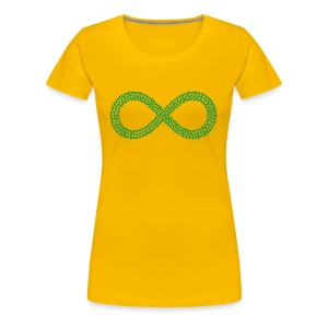 Marijuana Infinity California Love Hemp 420 Shirt - Women's Premium T-Shirt