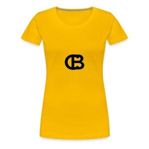 CAPTONBEAST Logo - Women's Premium T-Shirt