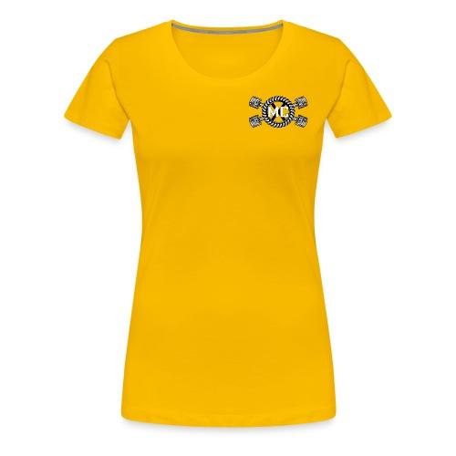 MCX Logo - Women's Premium T-Shirt