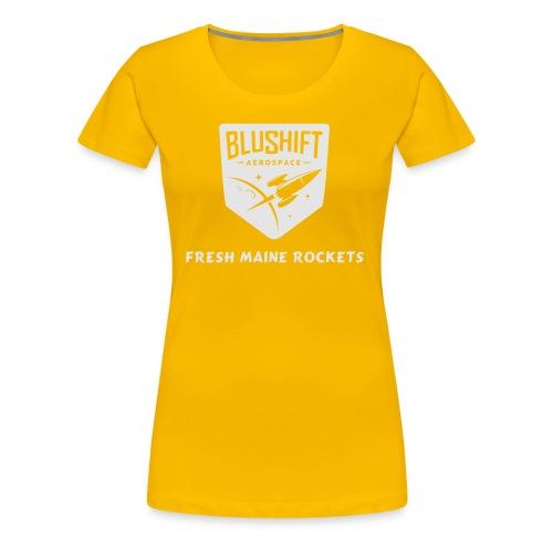BluShift Maine - Women's Premium T-Shirt