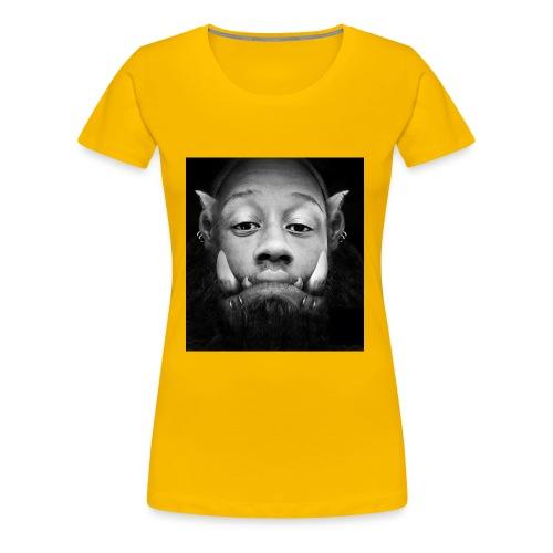 WAR CAFT - Women's Premium T-Shirt
