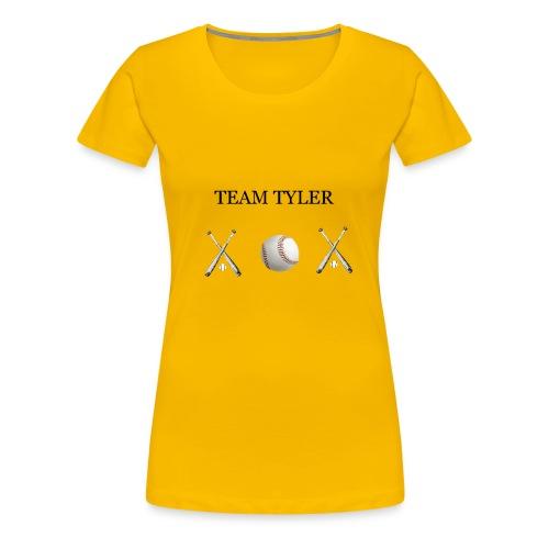 Team Tyler - Women's Premium T-Shirt
