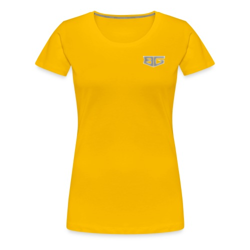 BIg Gun's Logo - Women's Premium T-Shirt