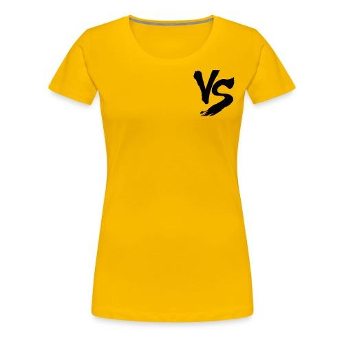 Vansh Sahdev (vs) - Women's Premium T-Shirt