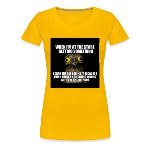 20180211 215834 - Women's Premium T-Shirt
