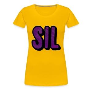 Sil - Women's Premium T-Shirt