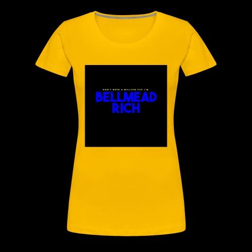 Bellmead Rich - Women's Premium T-Shirt