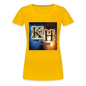 K.H. logo - Women's Premium T-Shirt