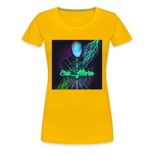 Eris._.Morn Men's V-neck - Women's Premium T-Shirt