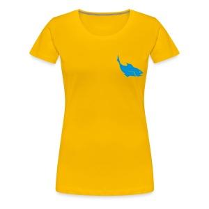 Fish - Women's Premium T-Shirt