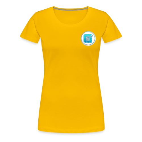 blue69 - Women's Premium T-Shirt