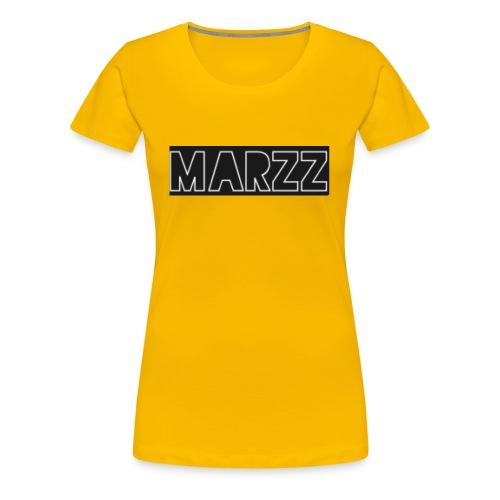 Yvng Marzz Merch - Women's Premium T-Shirt