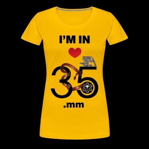 35mm - Women's Premium T-Shirt
