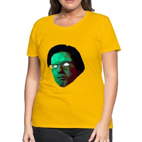 j o s e p h e l l on Low Polygon - Women's Premium T-Shirt