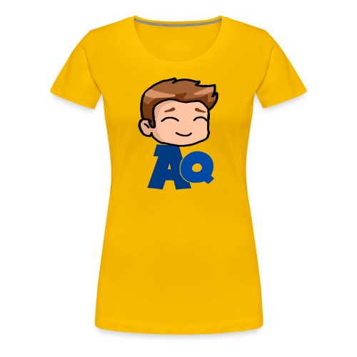 AQ PickUp Games Merchandise! - Women's Premium T-Shirt