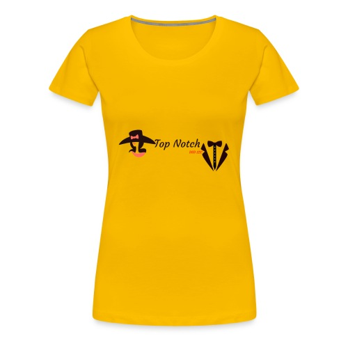 top notch - Women's Premium T-Shirt