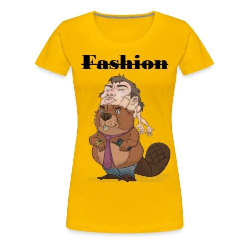 Fuck animal fashion 2 - Women's Premium T-Shirt