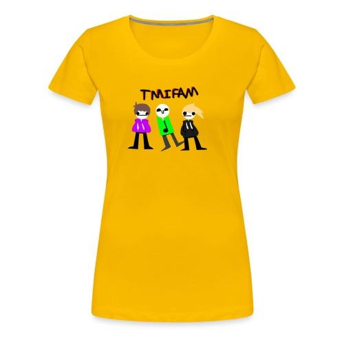 TeamTMI - Women's Premium T-Shirt