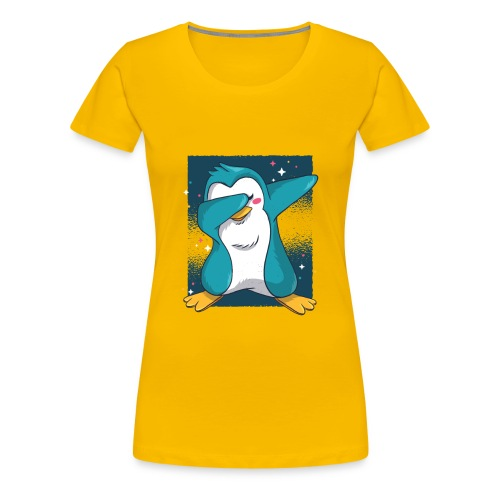Penguin - Women's Premium T-Shirt