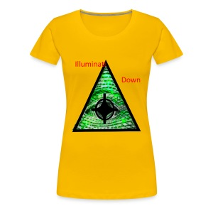 illuminati Confirmed - Women's Premium T-Shirt