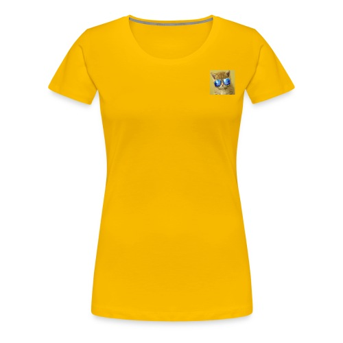 MEOW - Women's Premium T-Shirt