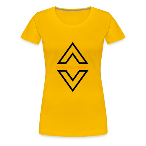 DreamLifeTv - Women's Premium T-Shirt