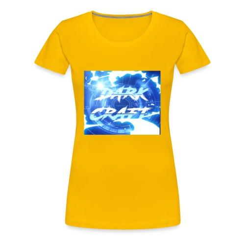 Dark Shock - Women's Premium T-Shirt